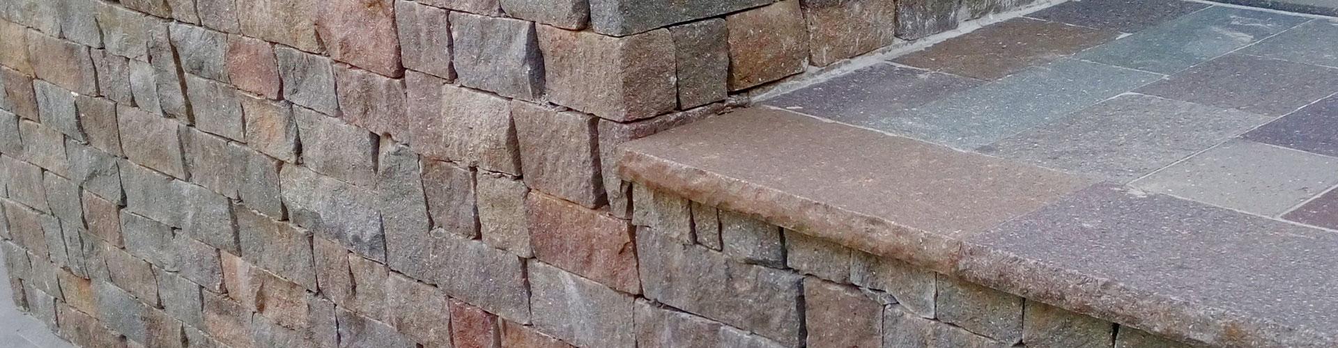 rivestimenti murari in porfido e pietre naturali