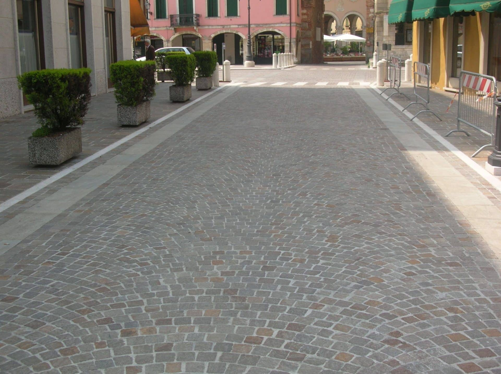 strada pubblica provincia verona